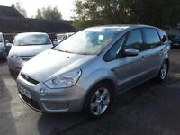Ford S-MAX 2.0TDCi ( 140ps ) Titanium 7 SEATER DIESEL MPV WITH FULL HISTORY