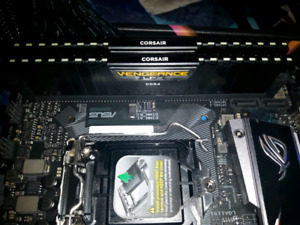 Corsair 2×4Gb DDR4 3000mHz