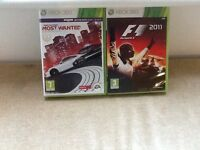 Racing games for Xbox 360
