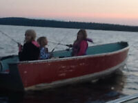 Walleye and Northern Pike Fishing Lac Dumoine Quebec 819-6273471