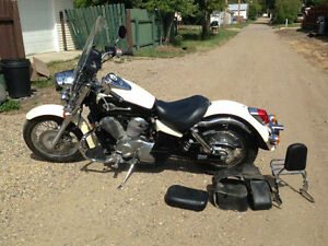 FOR SALE: Honda Shadow Ace