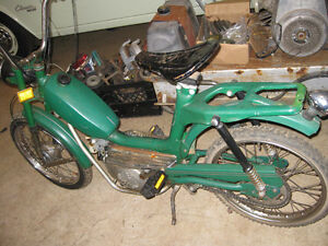 Carabella Motomatic Sport Moped For Sale As Is