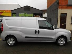 Rare 2012 Vauxhall combo LWB Twin side loading doors Sportive with AIR CON (6)