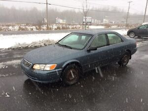 Toyota Camry 2000 great car !