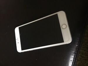 iPhone 6 Plus 16gb white AS IS