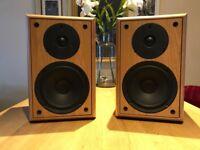 Eltax 130w wooden speakers