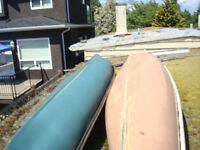 2 Canoes for Sale