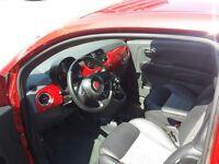 2012 Fiat 500 sport - À VENDRE