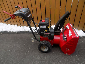 "Canadiana 24"" cut snowblower"