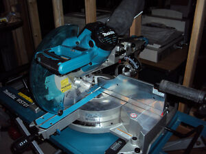 makita dxt miter saw manual