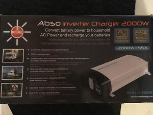 Sine wave Inverter Charger 2000W