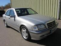 2000 W MERCEDES-BENZ C CLASS 2.2 C220 CDI ELEGANCE 4D AUTO 125 BHP DIESEL