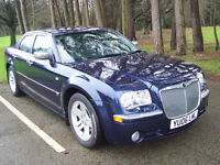 2006 06 Chrysler 300C 3.0 CRD V6 auto , Stunning new arrival