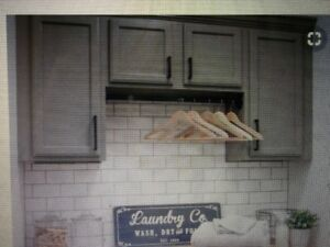 WANTED!  USED KITCHEN CUPBOARDS NEEDED FOR LAUNDRY ROOM