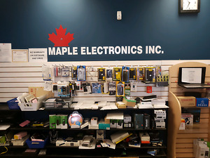 AFORDABLE REPAIR PRICES AT MAPLE ELECTRONICS