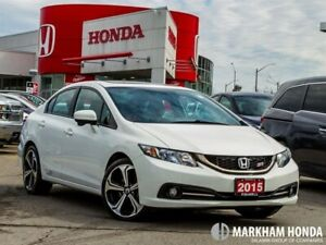 2015 Honda Civic SI - 1OWNER|BACKUP CAMERA|HEATED FRT SEATS|