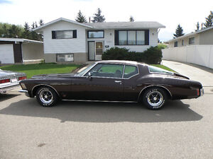 1972 BUICK RIVIERA 2 DOOR COUPE CLASSIC AUTOMOBILE