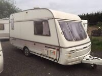 2 BERTH SWIFT WITH END BATHROOM AND WE CAN DELIVER PLZ VIEW
