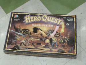 Heroquest Board Game