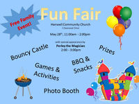 Hanwell Community Church Fun Fair