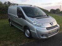 Peugeot expert van low miles