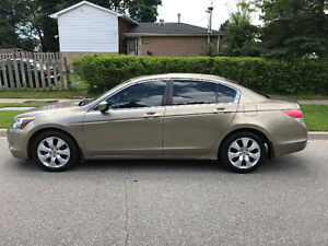 2008 Honda Accord EX/SUNROOF / ALLOY Sedan