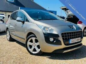 image for 2013 13 PEUGEOT 3008 1.6 ALLURE HDI FAP 5D 115 BHP DIESEL FSH, PANO ROOF,
