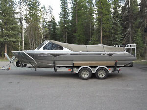 2009 -21' Shuman Jet Boat for sale or trade for Supercub