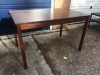 Pine Dining Table with no chairs - Delivery Available