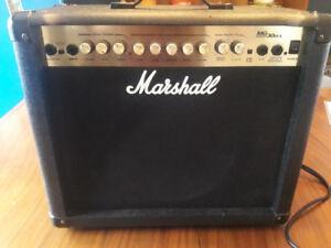 NEW! Marshall MG Series 30DFX Amp