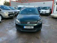 2015 Volkswagen Touran 1.6TDI ( 105ps ) DSG BlueMotion SUPER LOW MILES