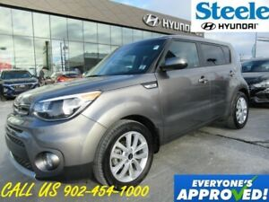 2019 KIA SOUL EX heated steering wheel backup camera and more!