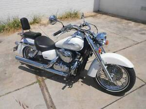 2007 HONDA VT750 SHADOW CRUISER LOW KMS Hendon Charles Sturt Area Preview