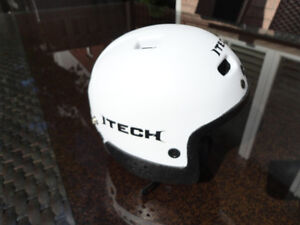 "Youth Small ITech Hockey Helmet - Size 18 -20 "" circumference"