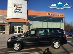 2014 Dodge Grand Caravan SE  ACCIDENT FREE, LOCAL TRADE, CARPROO