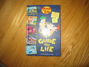 Phineas and Ferb Guide to life Book