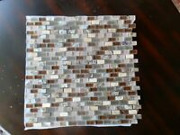Mid-Mosaic Bohemia mother of pearl