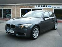 2013 (13) BMW 116 1.6TD EfficientDynamics d ** Zero Tax **