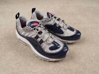 "Nike Air Max 98 x Supreme ""Navy Blue"" - Limited sizes -full boxed"