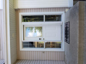 Entry Door With Two Sidelights