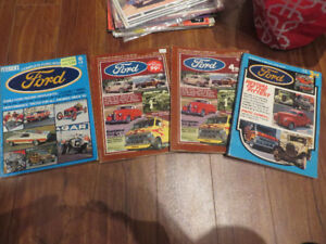 4 Petersens Complete Ford Books