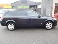 Finance Available & NO VAT Vauxhall Astra van 1.7CDTi Sportive only 44,647 miles