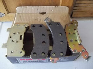 NEW 1982-1991 Front Brake Pads-Pontiac,Buick,Chev,Olds,Cadillac
