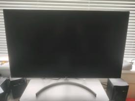 LG 32inch 1440P 75hz Freesync Monitor