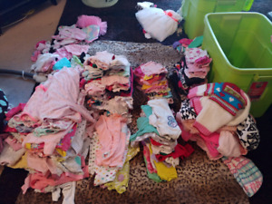 Babygirl  3 to 9 months clothing lot OBO