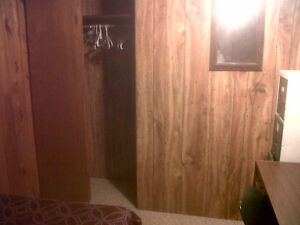 Basement Furnished Room for Rent all inclusive November 1st Peterborough Peterborough Area image 3