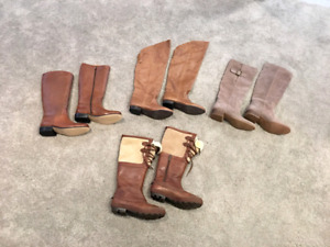 New Brand name Women's boots Size 6