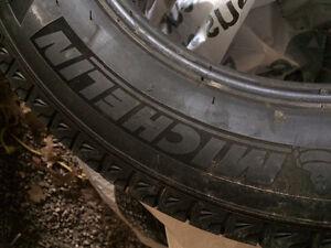 Michelin latitude x-ice snow tires