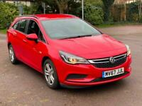 Vauxhall Astra Tech line ULEZ compliant! AA/RAC welcome,p-ex welcome