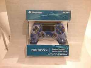 All new DualShock 4 Wireless Controller PlayStation 4 -Wave Blue